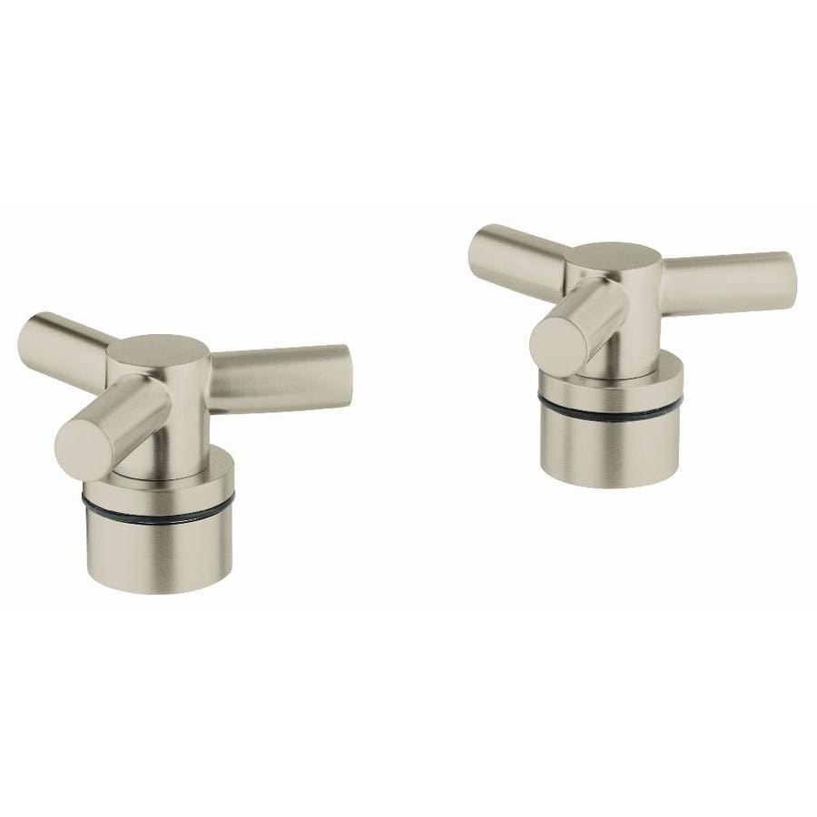 GROHE 2-Pack Silver Faucet or Tub/Shower Handle