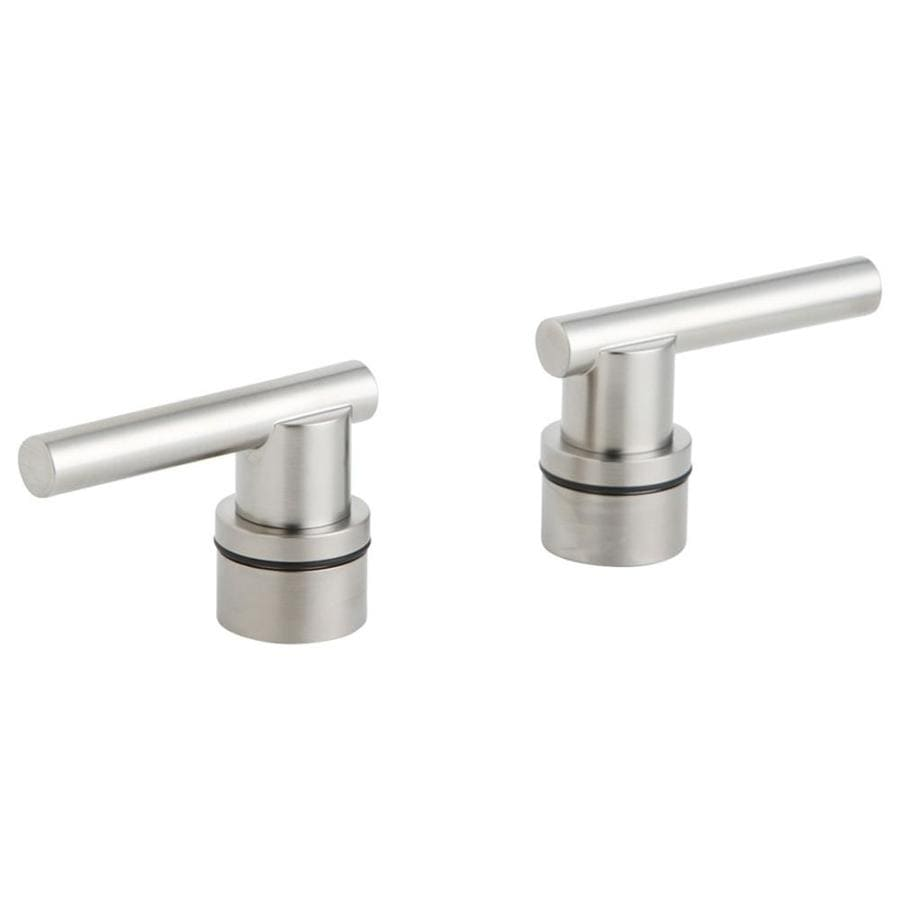 GROHE 2-Pack Nickel Tub/Shower Handles