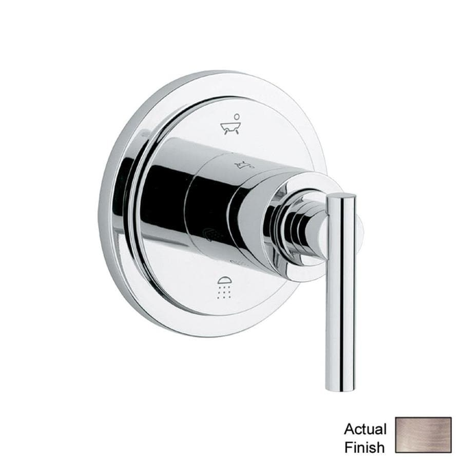 GROHE Atrio Lever 3-Way Diverter Trim, Brushed Nickel