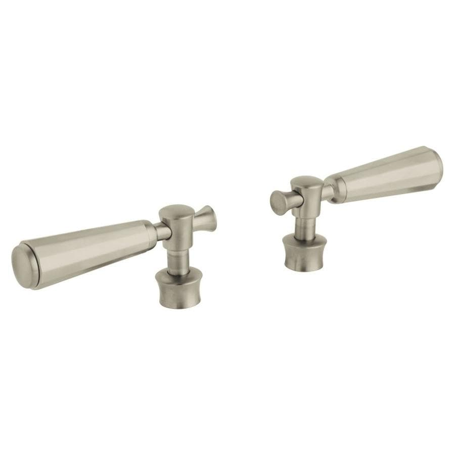 GROHE 2-Pack Brushed Nickel Faucet or Bathtub/Shower Handles