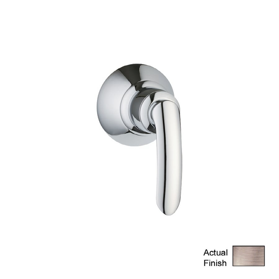 GROHE Brushed Nickel Bathtub/Shower Handle