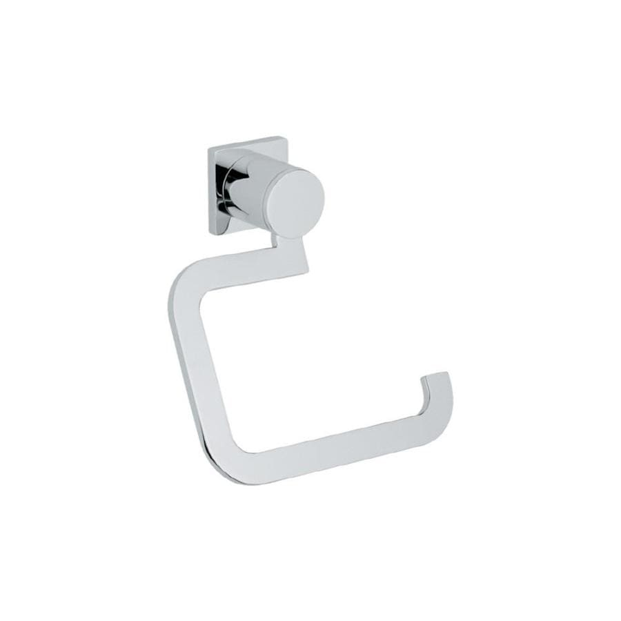 GROHE Allure Starlight Chrome Surface Mount Toilet Paper Holder