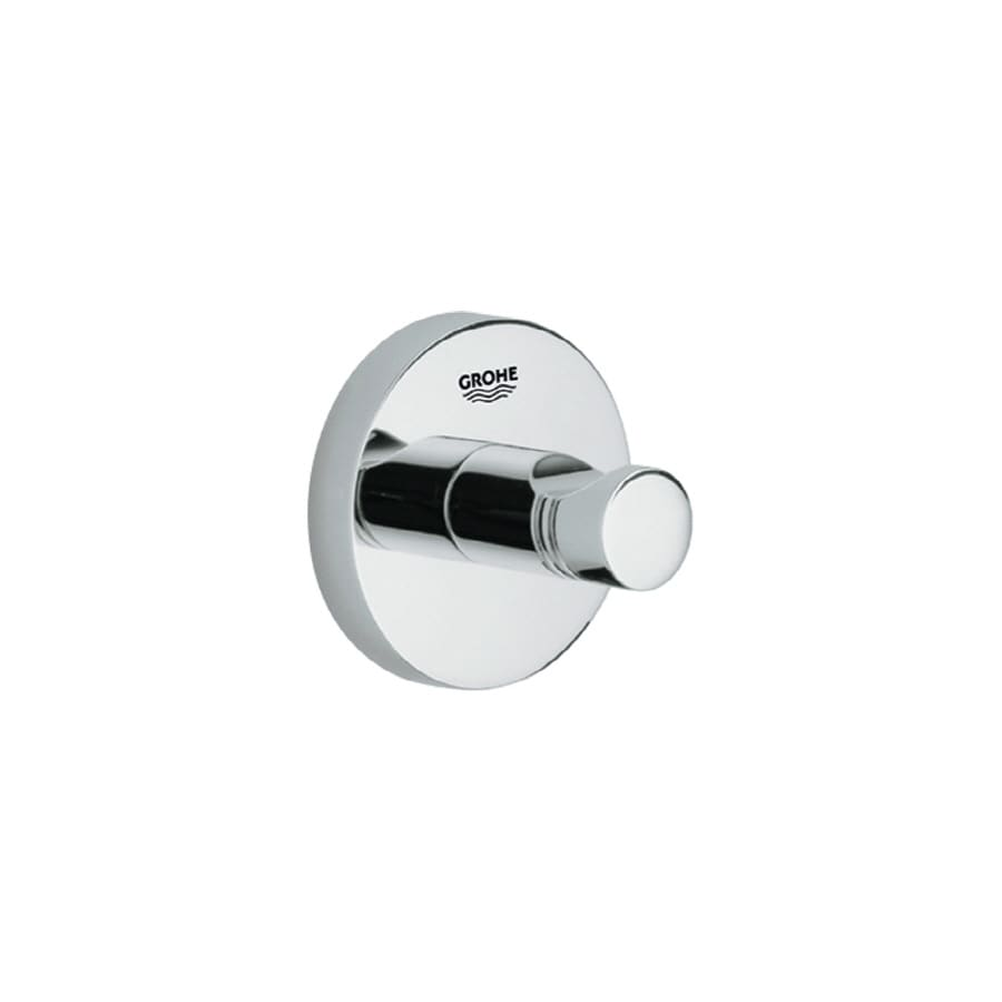 GROHE Essentials Chrome Robe Hook