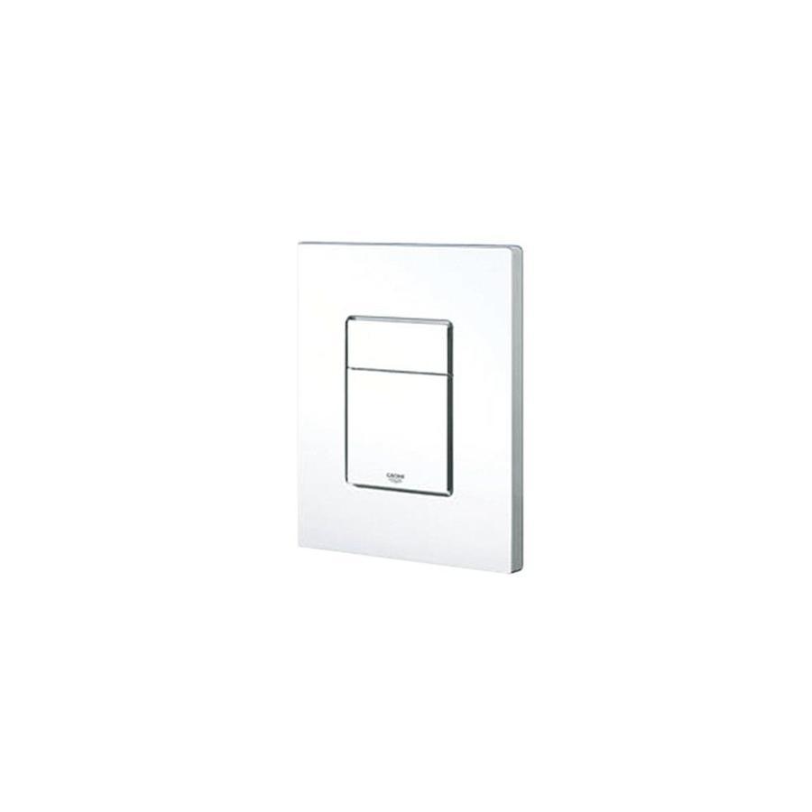 GROHE Alpine White ABS Flush Actuator
