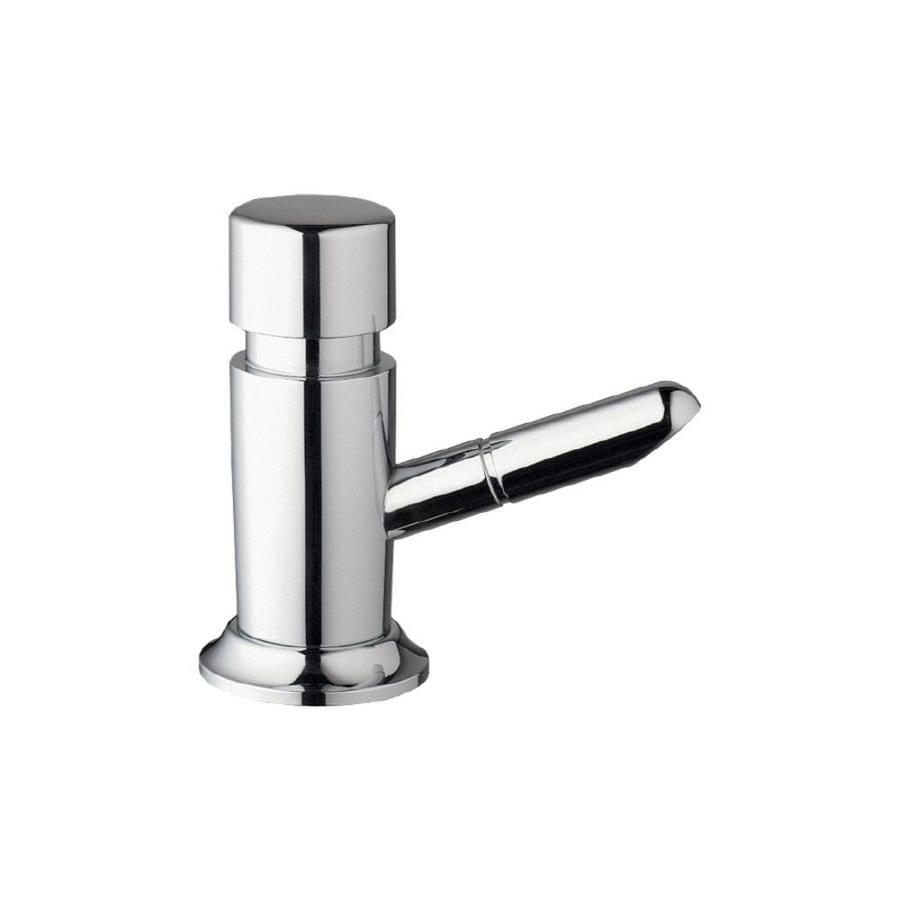 GROHE Deluxe XL Starlight Chrome Soap and Lotion Dispenser