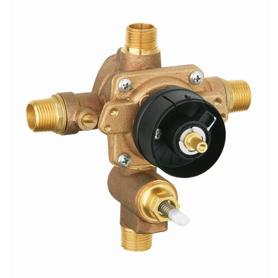 GROHE 1/2-in Brass Sweat In-Line Rough-in Valve