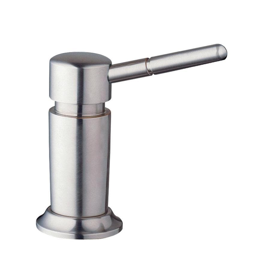 GROHE Deluxe XL Stainless Steel Soap and Lotion Dispenser