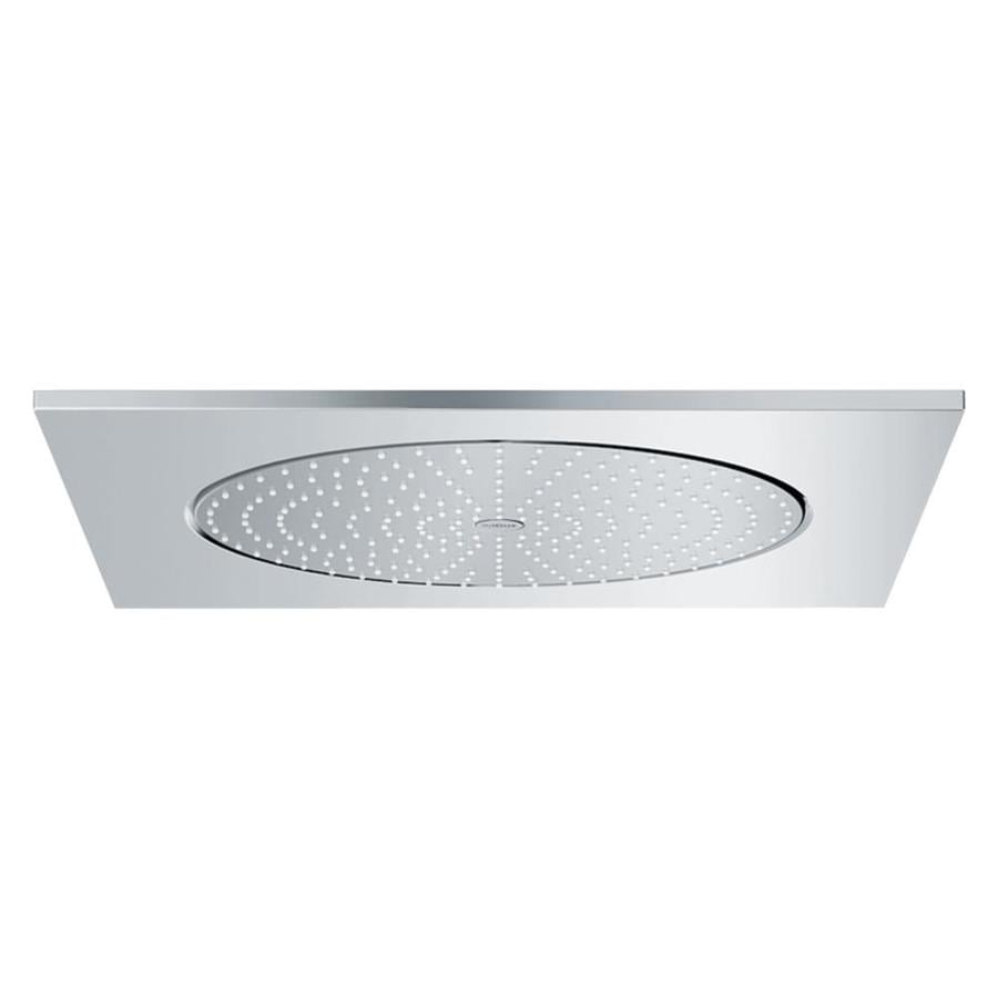 GROHE Rainshower StarLight Chrome 1-Spray Shower Head