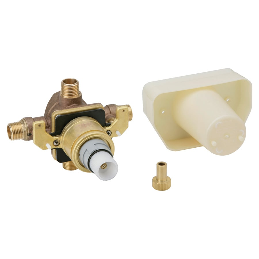 GROHE 1/2-in Brass Male In-Line Rough-in Valve