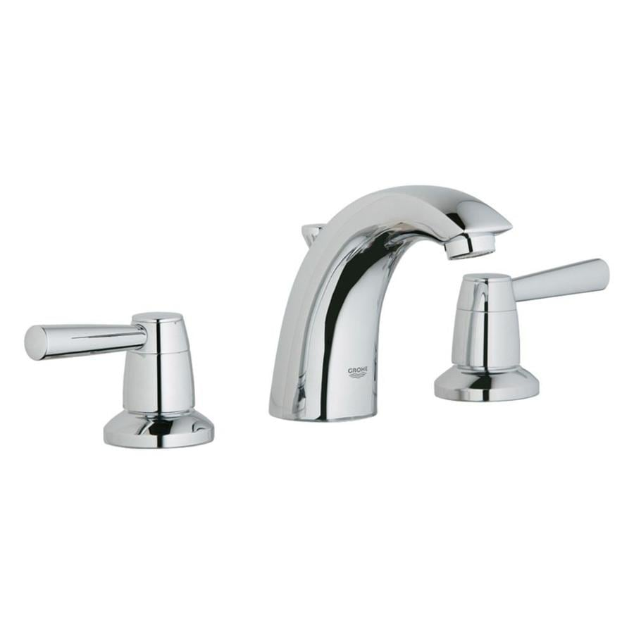 GROHE Arden Chrome 2-handle Widespread Bathroom Faucet