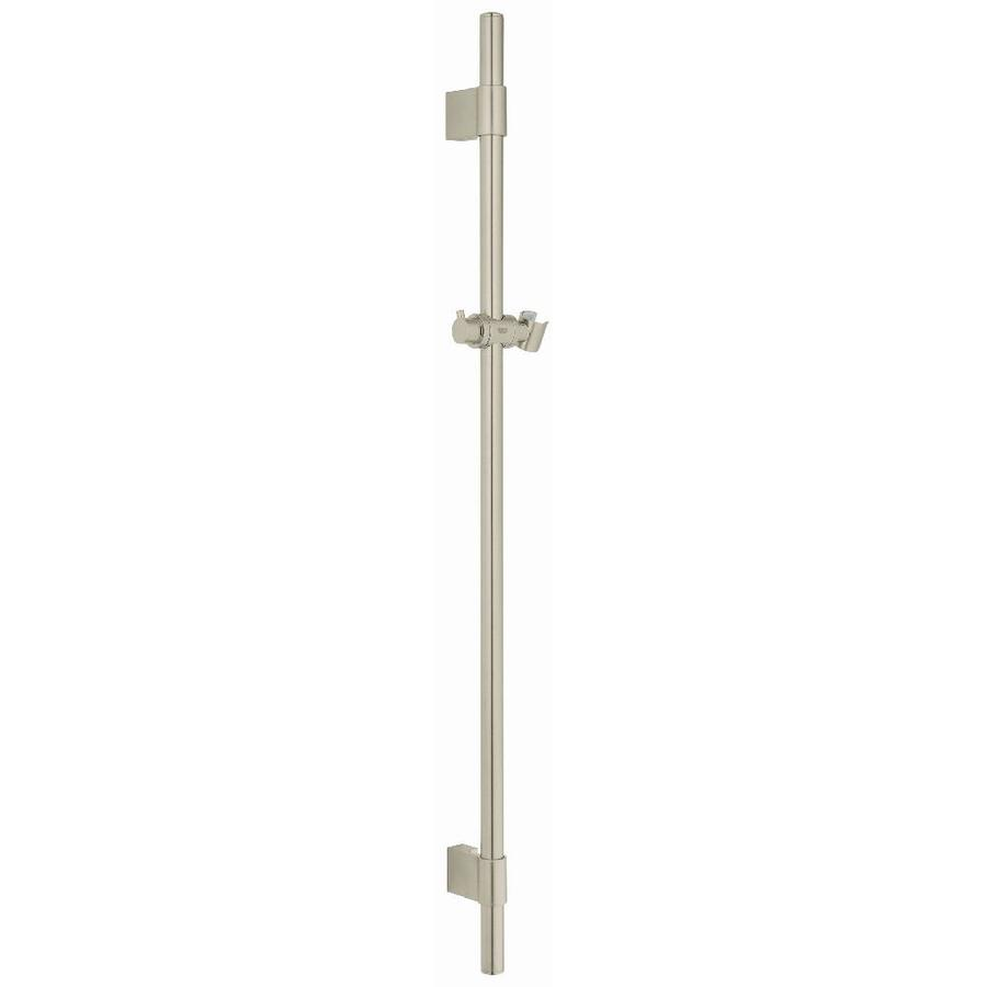 GROHE Rainshower Brushed Nickel Slide Bar