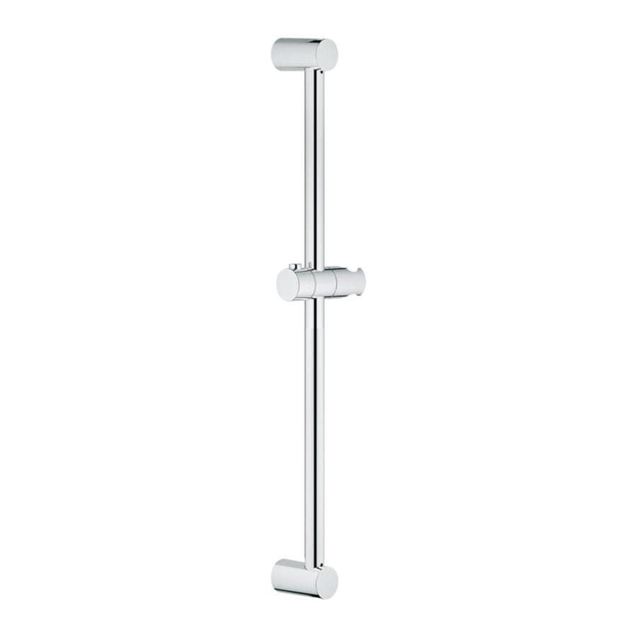 GROHE Tempesta Cosmopolitan Starlight Chrome Slide Bar