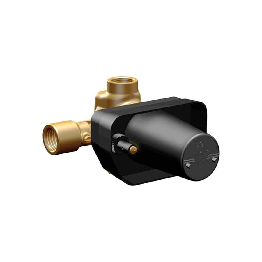 GROHE 3/4-in Brass Female In-Line Rough-in Valve