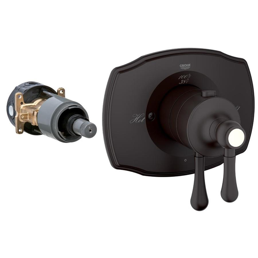 GROHE Oil Rubbed Bronze Lever Shower Handle