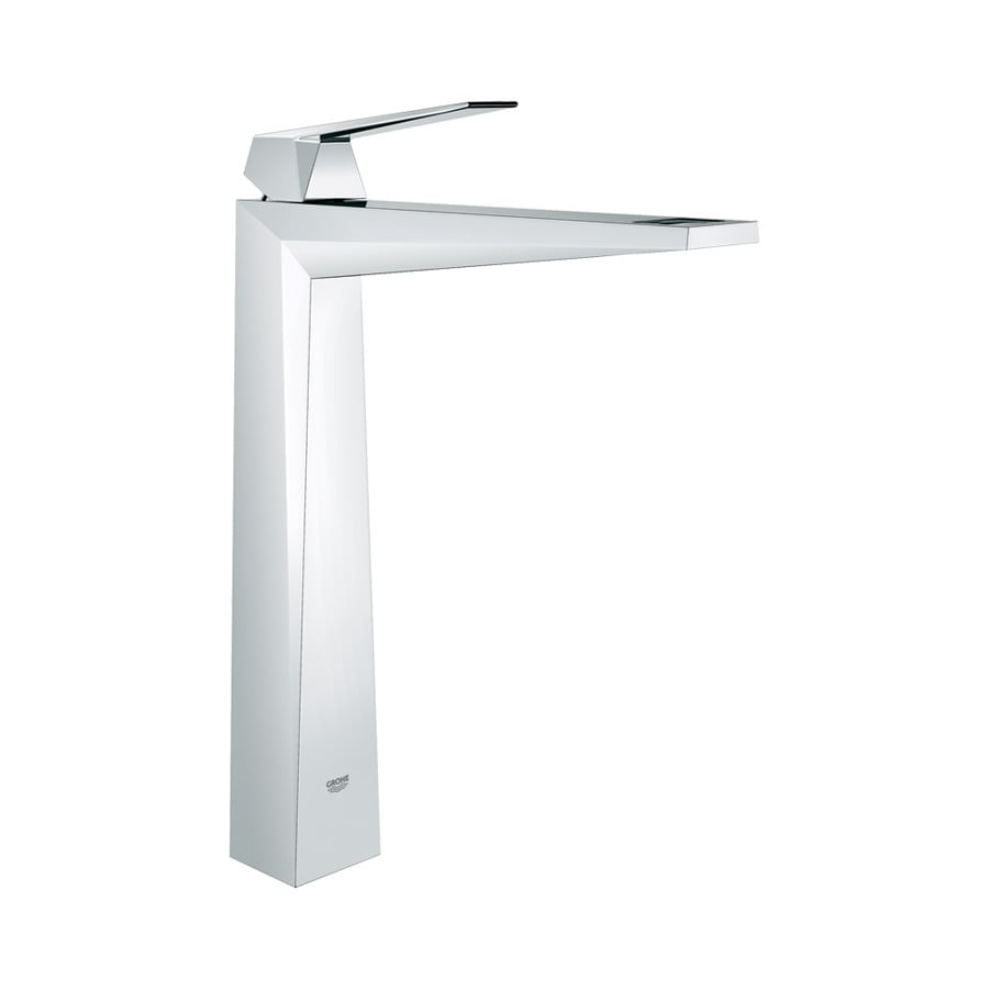 Grohe Allure Bathroom Faucet: Shop GROHE Allure Brilliant Starlight Chrome 1-Handle