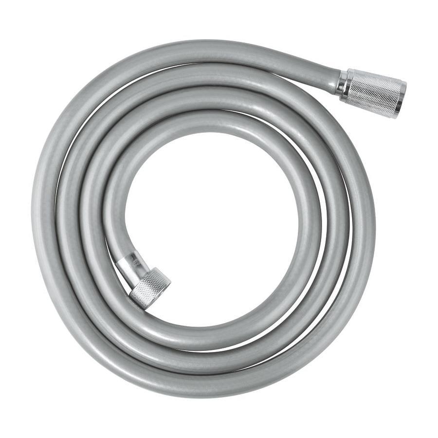 grohe grohe 28410001 chrome shower hose at. Black Bedroom Furniture Sets. Home Design Ideas