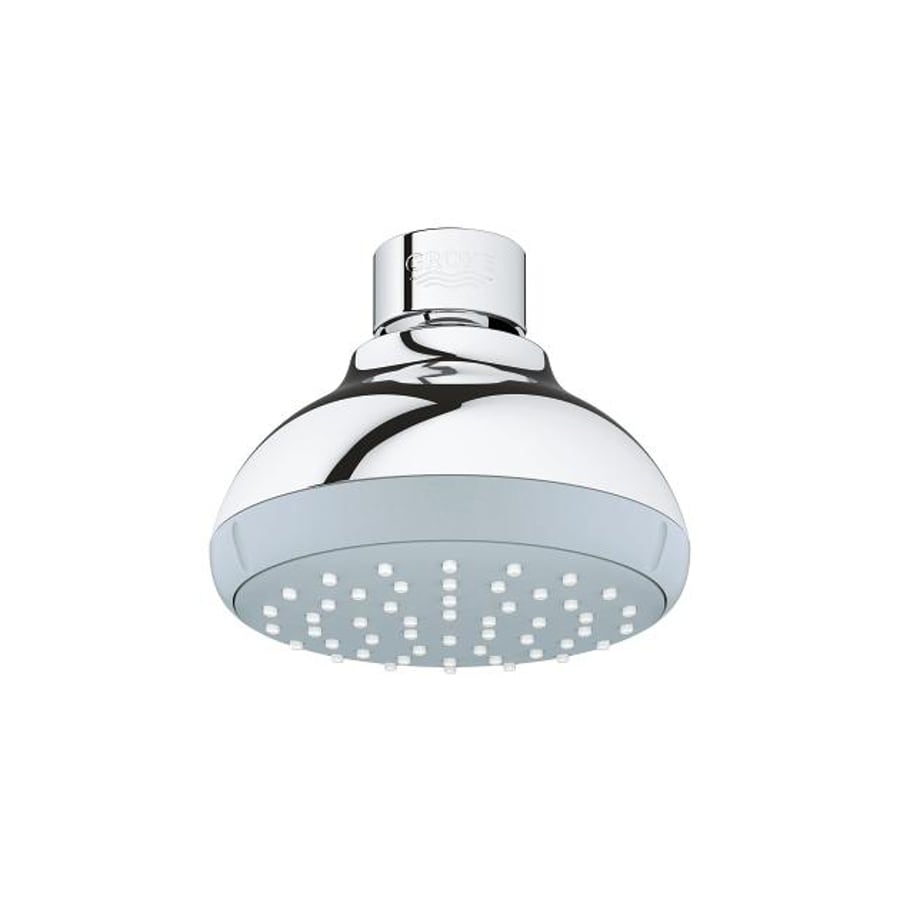 GROHE New Tempesta 4-in 1.5-GPM (5.7-LPM) Chrome WaterSense Showerhead