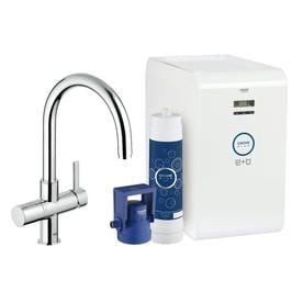 Chrome High Arc Kitchen Faucets At Lowes Com