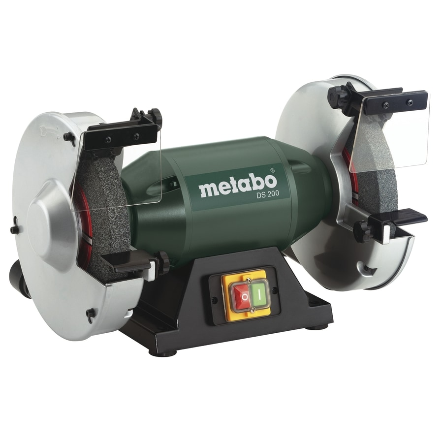 Metabo 8-in Bench Grinder