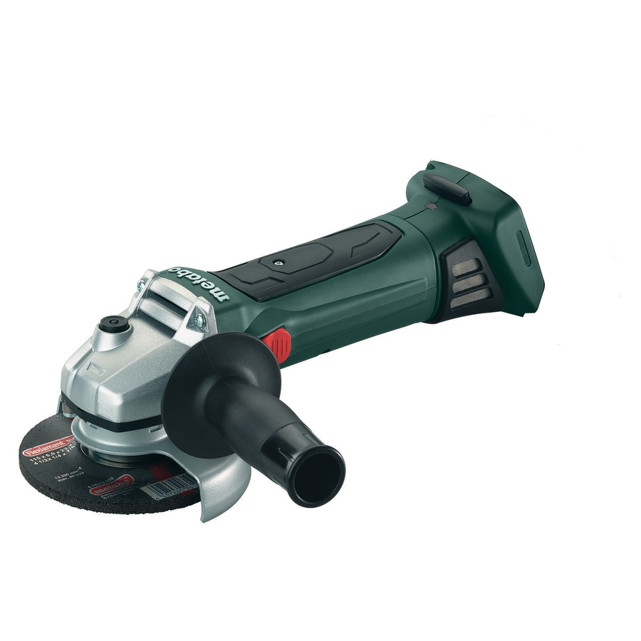 Metabo 4.5-in 18-Volt-Volt Cordless Angle Grinder (Bare Tool Only)