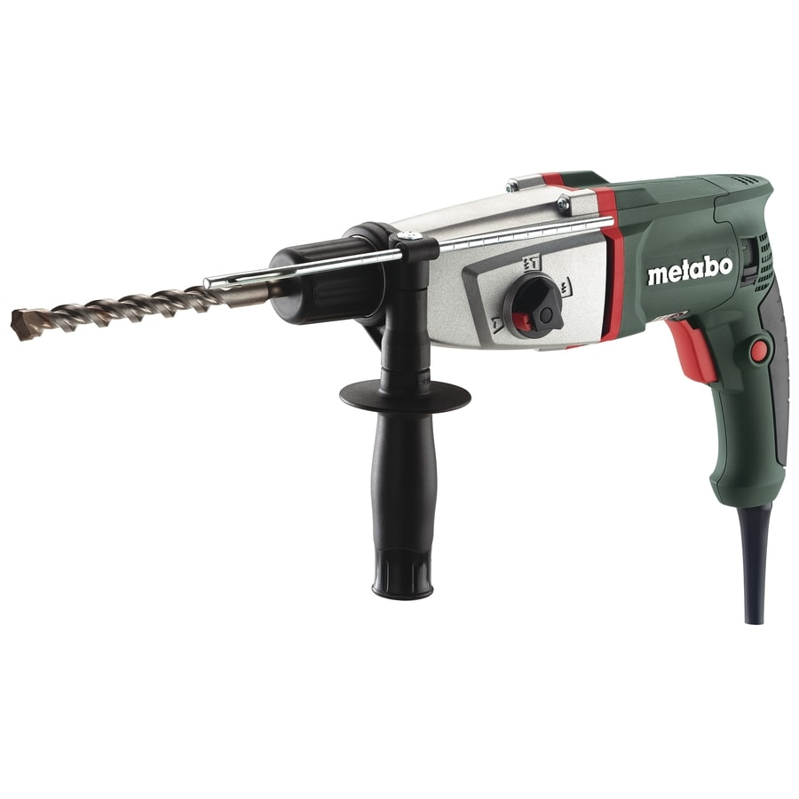 Metabo SDS-plus 7-Amp Keyless Rotary Hammer
