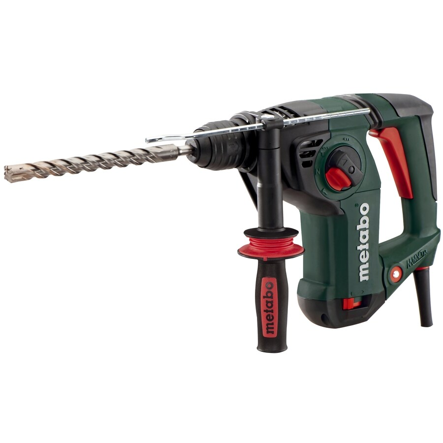 Metabo SDS-plus 7.2-Amp Keyless Rotary Hammer