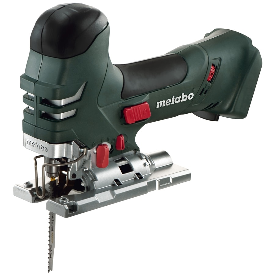 Metabo 18-Volt Variable Speed Keyless Cordless Jigsaw (Bare Tool)