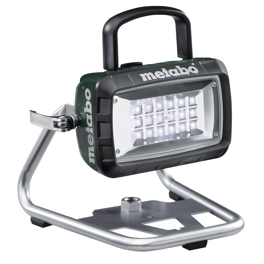 Metabo 1800-Lumen LED Freestanding Rechargeable Battery Flashlight