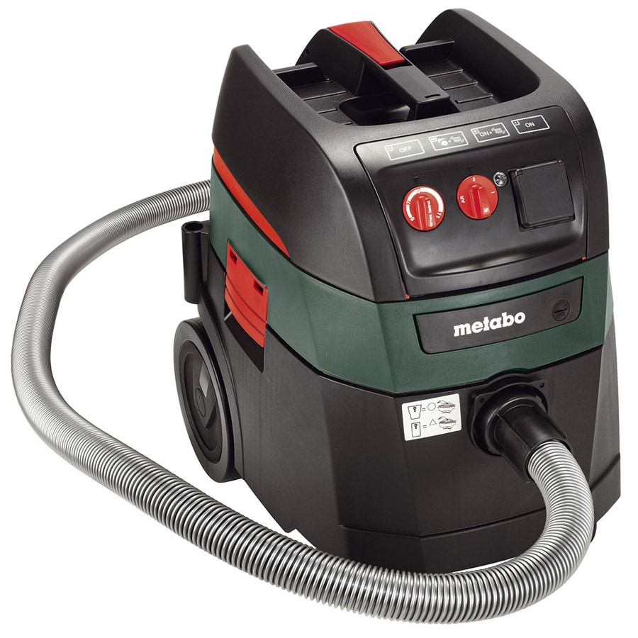 Metabo 9-Gallon 6.5-Peak-HP Shop Vacuum