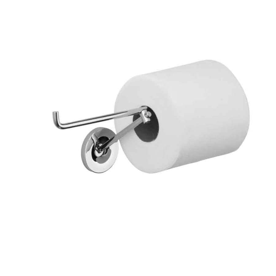Hansgrohe Axor Starck Chrome Surface Mount Toilet Paper Holder