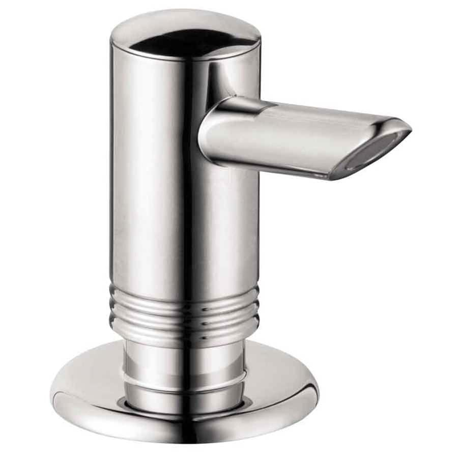 Hansgrohe Axor Chrome Soap and Lotion Dispenser