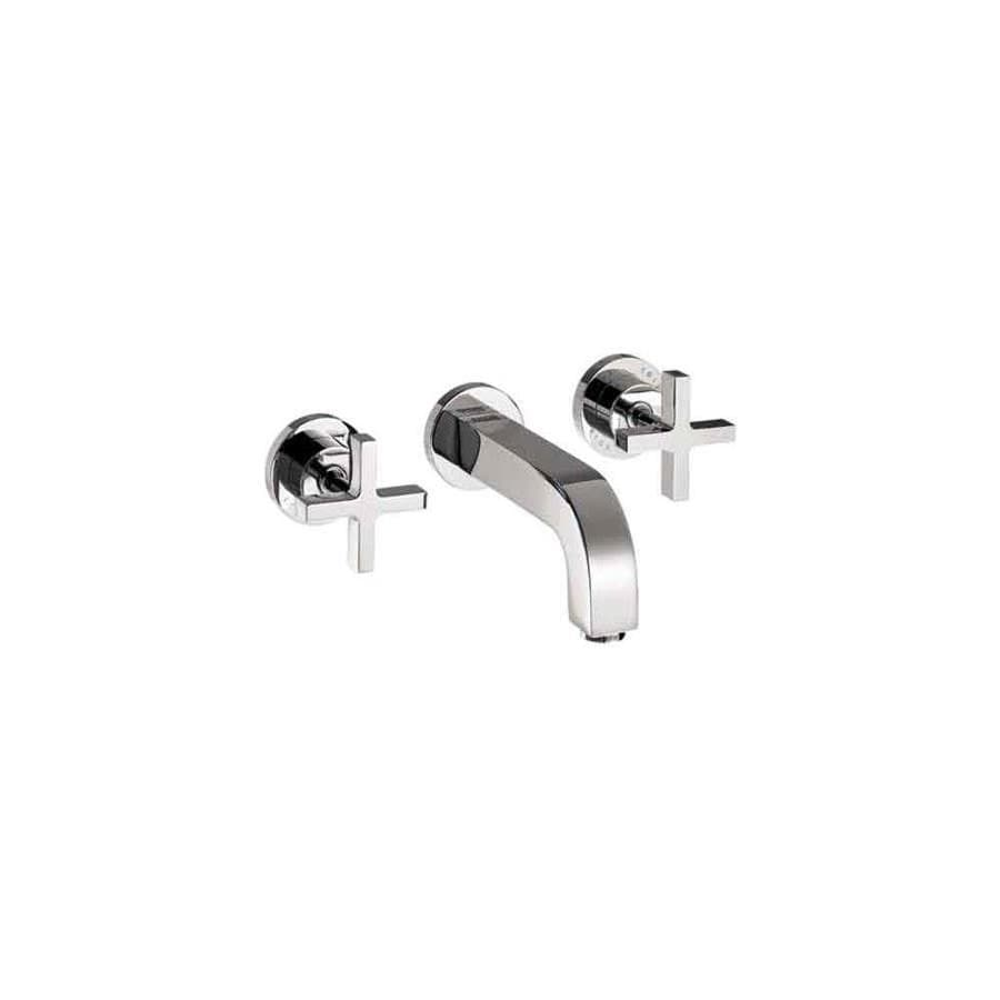 Shop hansgrohe axor citterio chrome 2 handle widespread - Hansgrohe shower handle ...