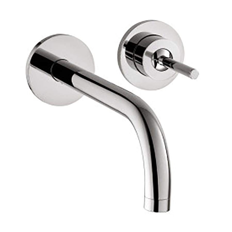 shop hansgrohe axor uno chrome 1 handle 4 in centerset. Black Bedroom Furniture Sets. Home Design Ideas