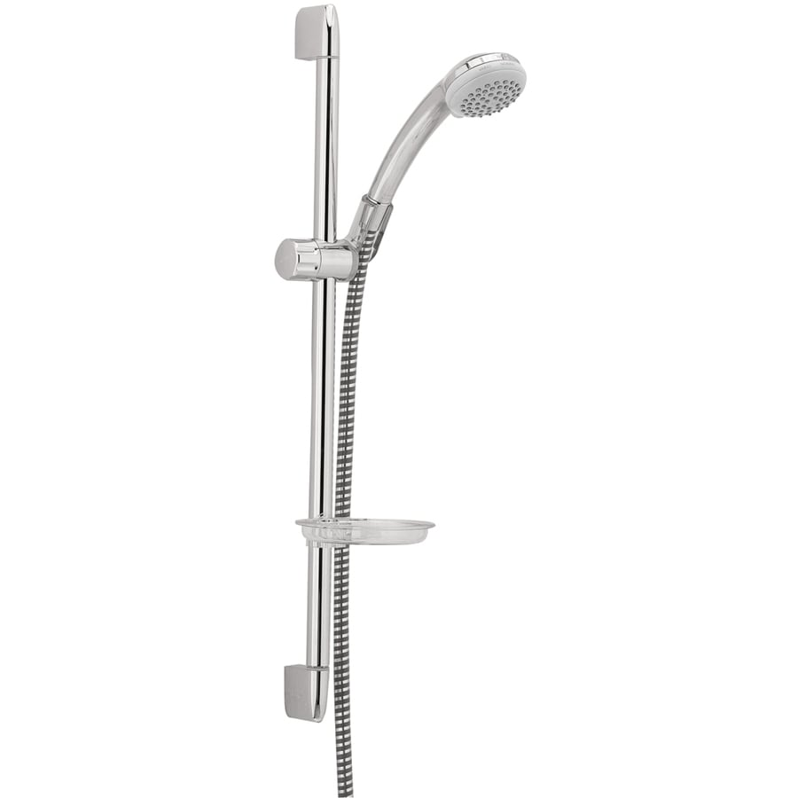 Hansgrohe Commercial 3-in 2.5-GPM (9.5 Lpm) Chrome 1-Spray Hand Shower