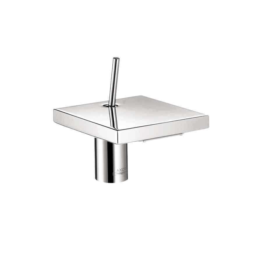 Shop hansgrohe axor starck x chrome 1 handle single hole watersense bathroom faucet drain - Hansgrohe pop up drain ...