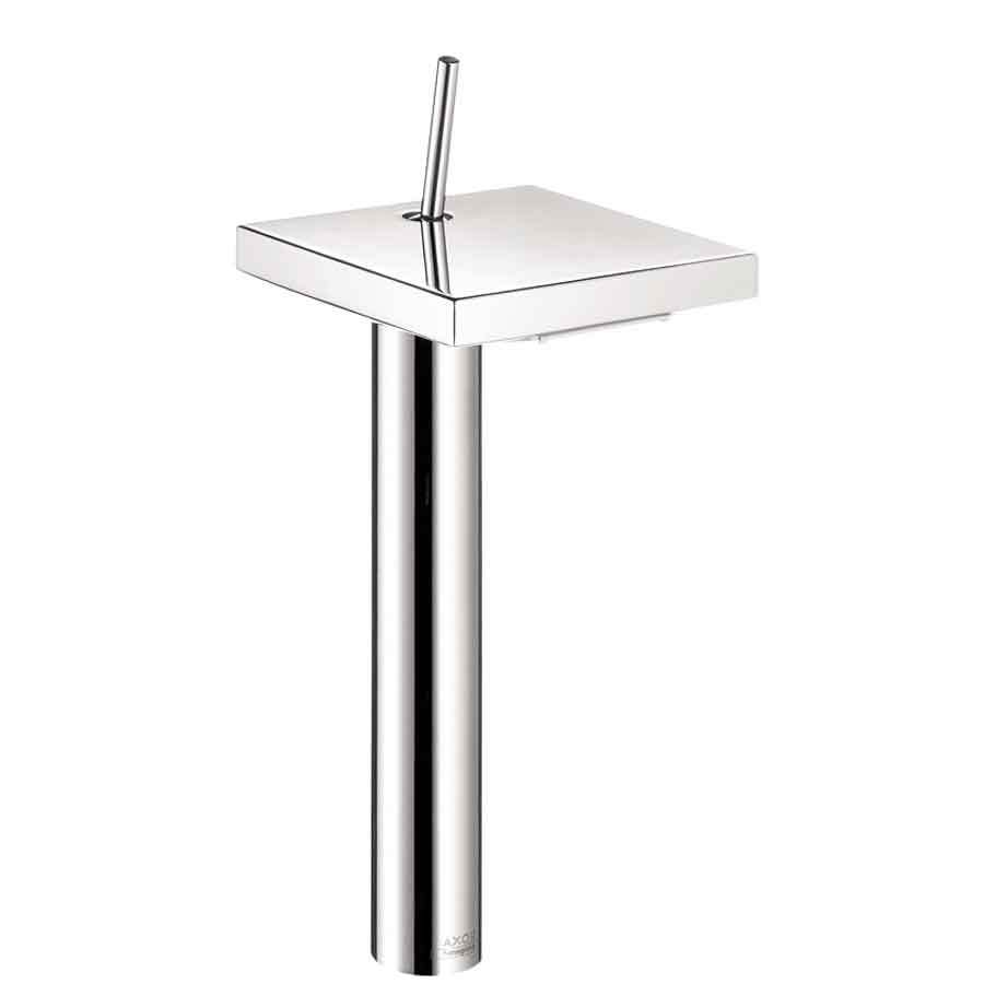 Hansgrohe Axor Starck x Chrome 1-Handle Single Hole WaterSense Bathroom Faucet (Drain Included)