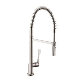 shop kitchen faucets at lowesforpros com
