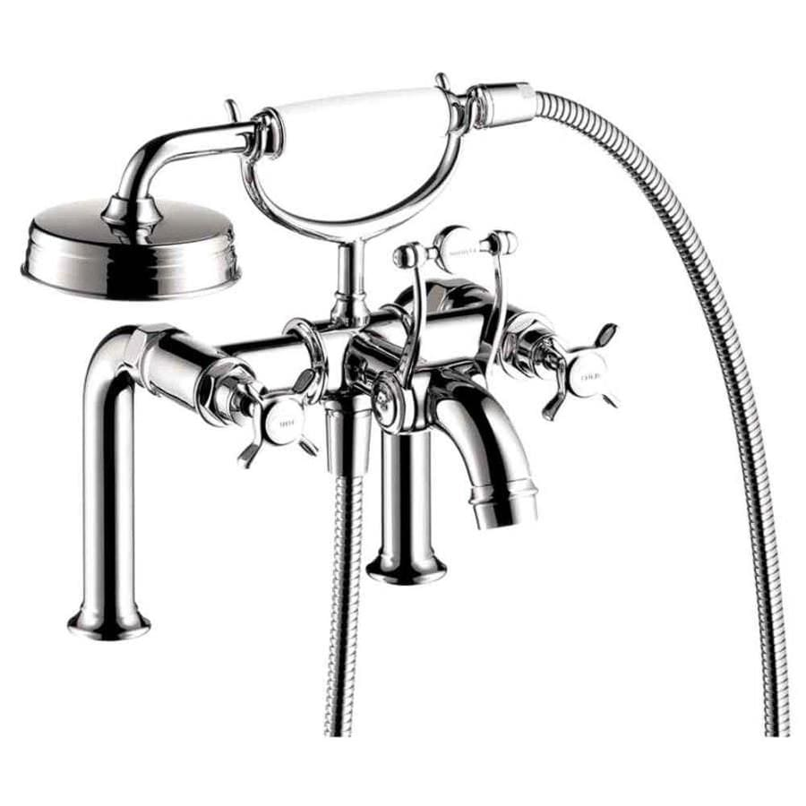 Hansgrohe Axor Montreux Chrome 2-Handle Deck Mount Bathtub Faucet