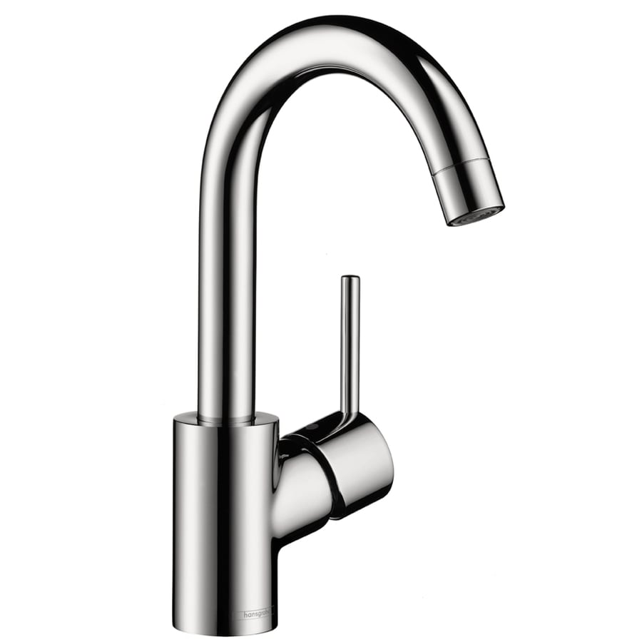 bathroom faucet s hansgrohe hole included metris nickel handle drain pd faucets brushed shop single