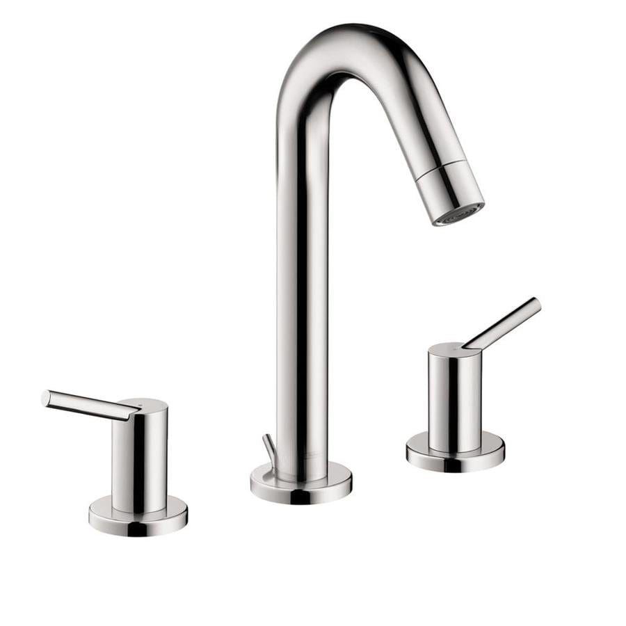 Hansgrohe Talis S Chrome 2-Handle Widespread WaterSense Bathroom Faucet (Drain Included)