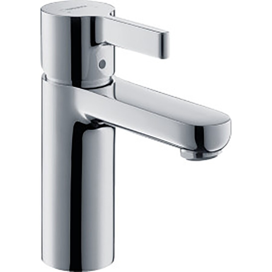 Merveilleux Hansgrohe Metris S Chrome 1 Handle Single Hole WaterSense Bathroom Faucet  (Drain Included)