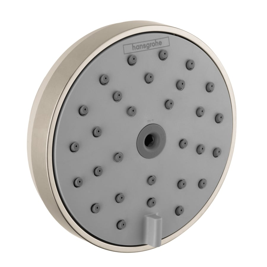 Hansgrohe HG Shower Brushed Nickel Bathtub and Shower Jet