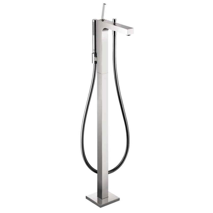 Hansgrohe Axor Citterio Chrome 1-Handle Freestanding Bathtub Faucet