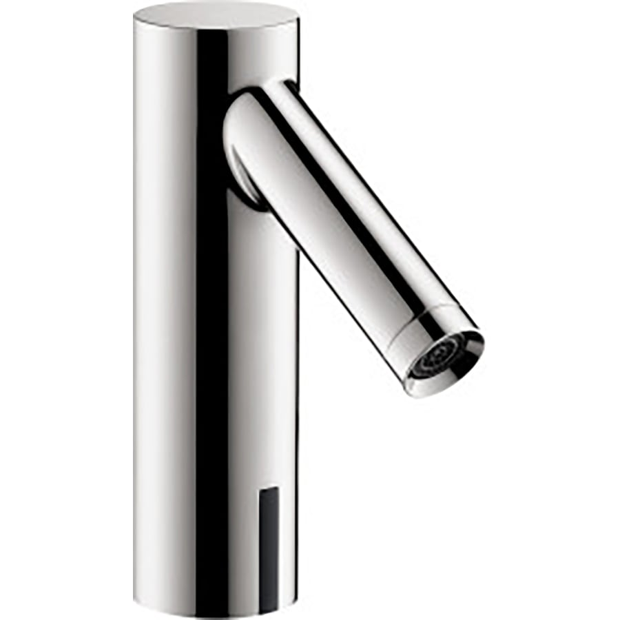 Shop Hansgrohe Axor Starck Chrome Touchless Single Hole WaterSense Bathroom F