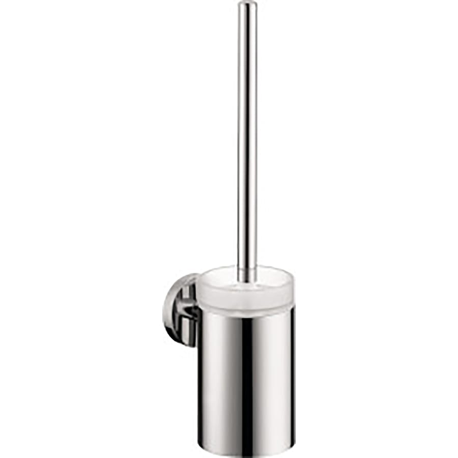 Hansgrohe HG Accessories Chrome Brass Toilet Brush Holder