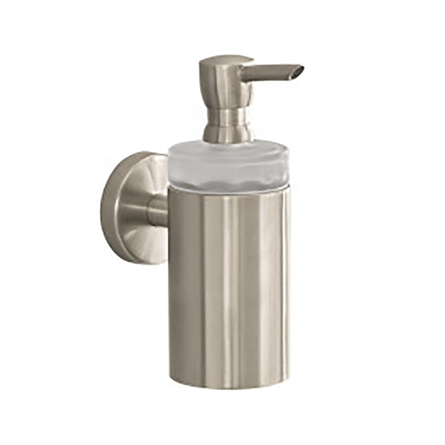 Hansgrohe Accessories Brushed Nickel Soap and Lotion Dispenser