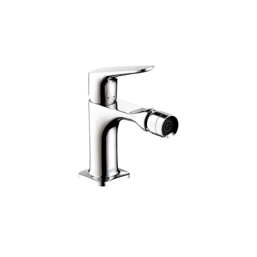 Shop Hansgrohe Axor Citterio M Chrome Horizontal Spray Bidet Faucet ...