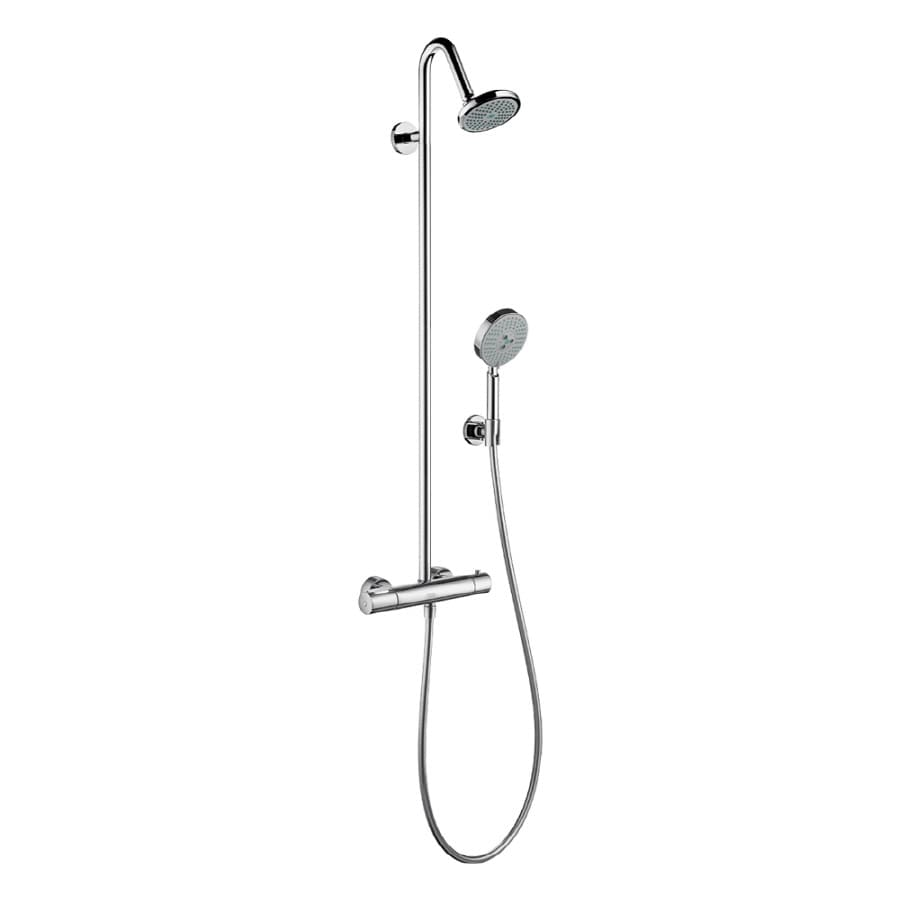 Shop Hansgrohe Axor Citterio Chrome 2-Handle Shower Faucet with ...