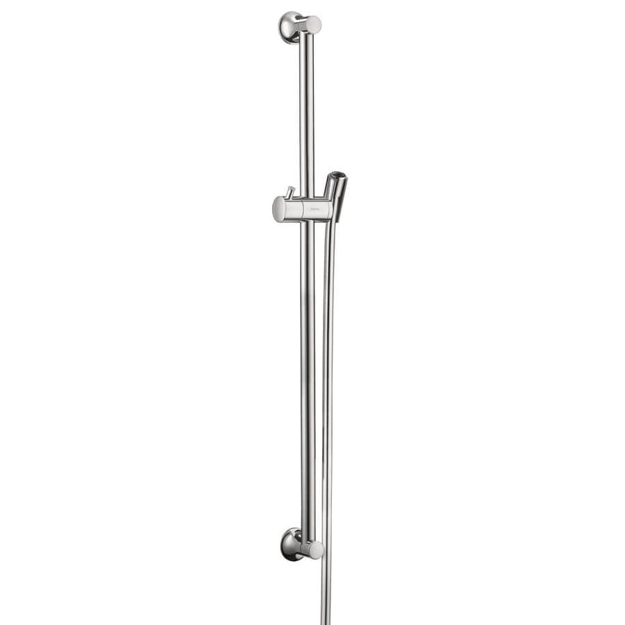Hansgrohe Chrome Slide Bar