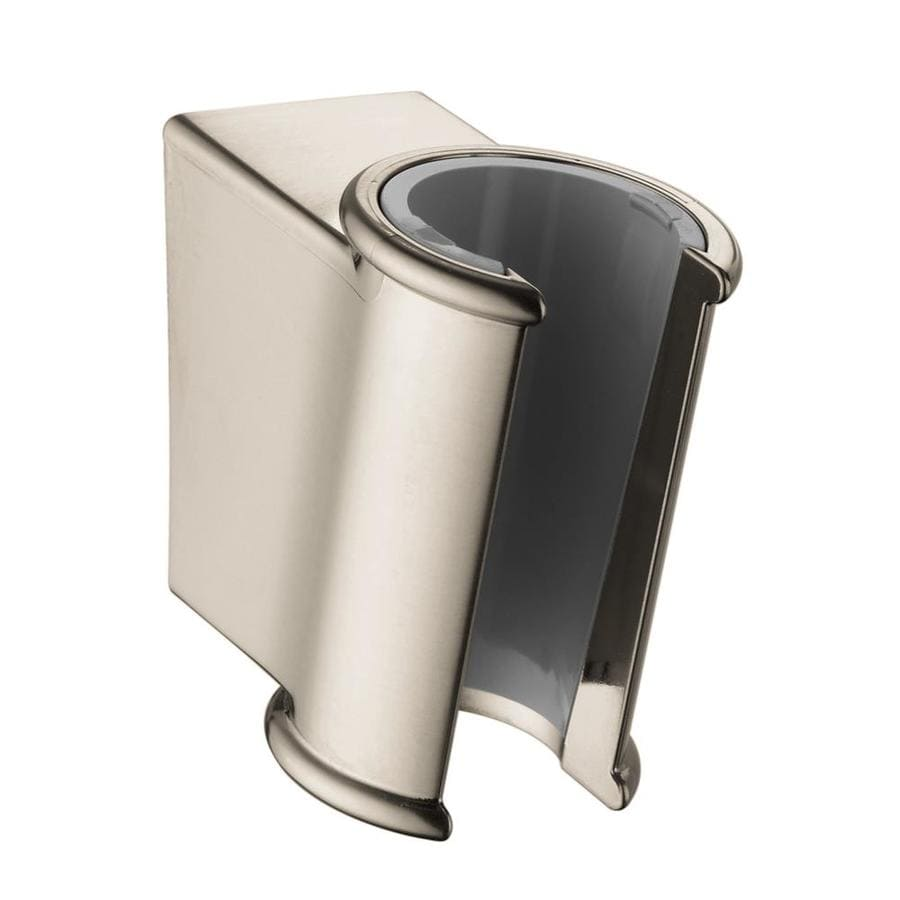 Hansgrohe Brushed Nickel Hand Shower Holder